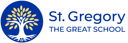St. Gregory the Great School Logo